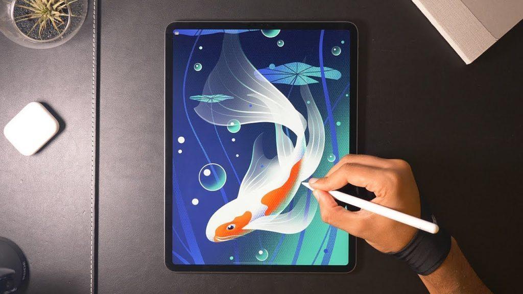 แอพวาดรูปบน iPad ที่โด่งดังที่สุด