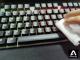 ทำความสะอาด Keyboard