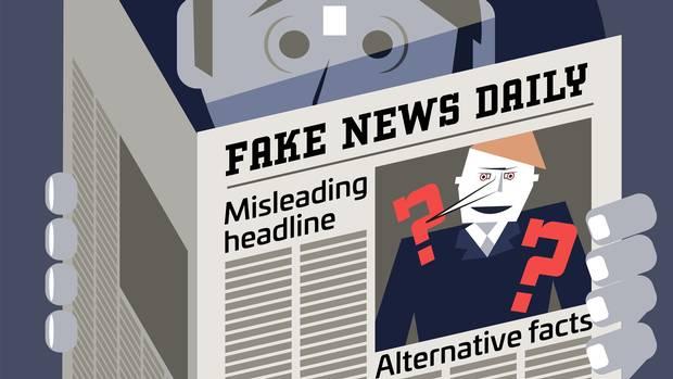 ระวัง Fake News