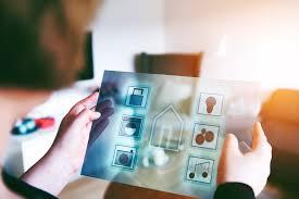 มือถือ เทคโนโลยี Smart Home