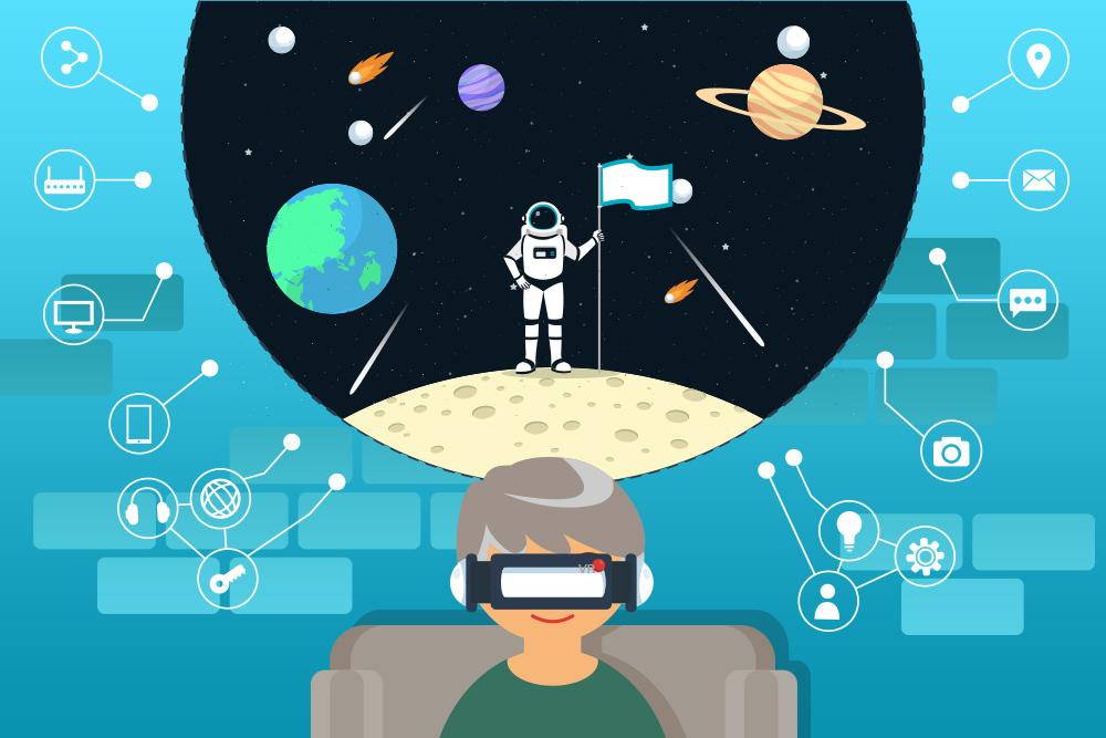 VR ในปัจจุบัน