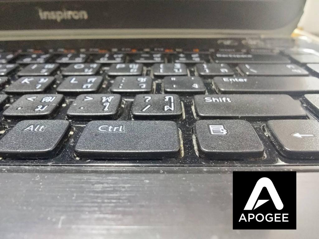 how toทำความสะอาด Keyboard