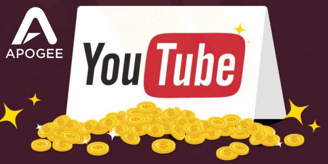 youtuber ช่องทางทำเงิน