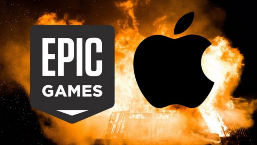 Apple พร้อมสู้ศึกกับ Epic
