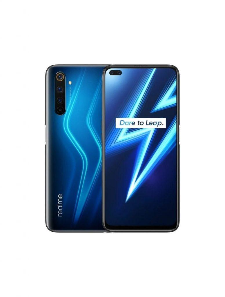 โทรศัพท์มือถือ Realme 6pro
