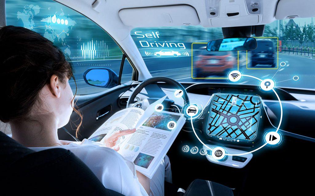 เทคโนโลยีเกี่ยวกับ รถยนต์