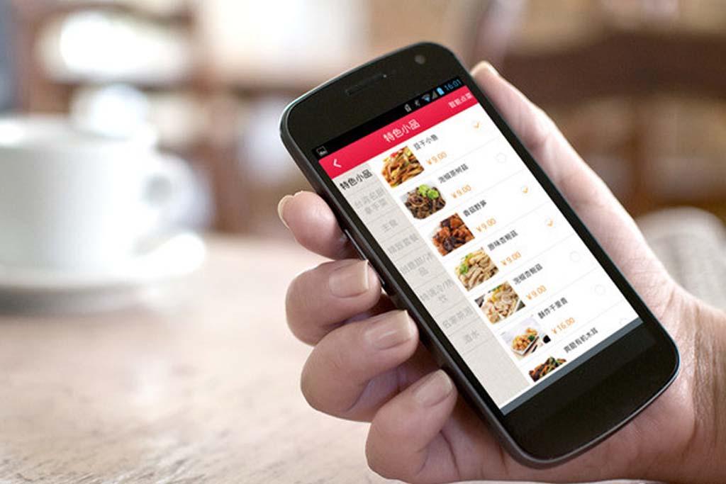 ธุรกิจขายอาหารออนไลน์