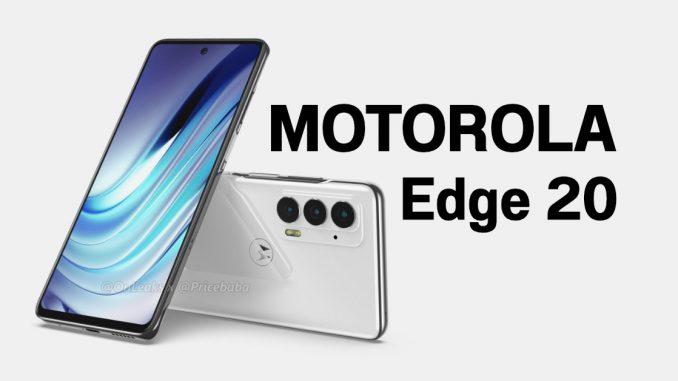 Motorola Edge 20 5G สมาร์ทโฟนตัวใหม่พร้อมสีถึง 7 เฉด