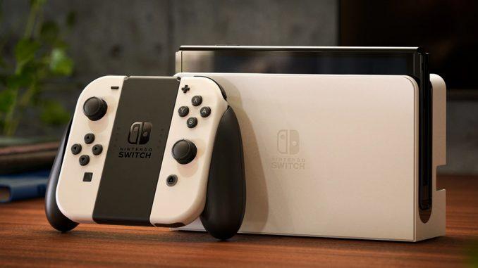 Nintendo Switch รุ่นใหม่เปิดตัวพร้อมอัพเกรดหน่วยความจำ 64GB