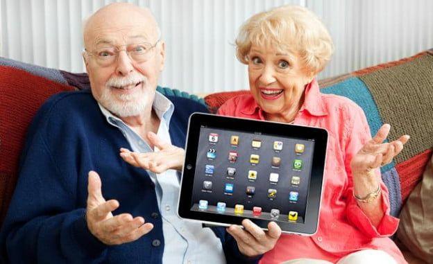 เทคโนโลยีเพื่อผู้สูงอายุ