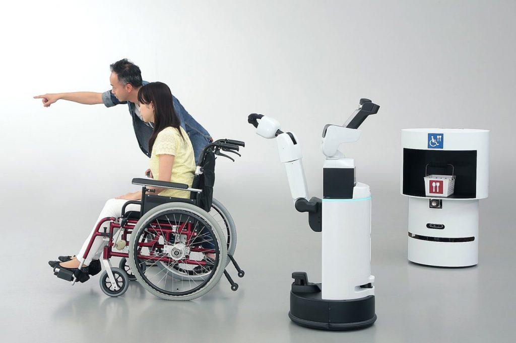 แขนหุ่นยนต์ผู้ช่วย